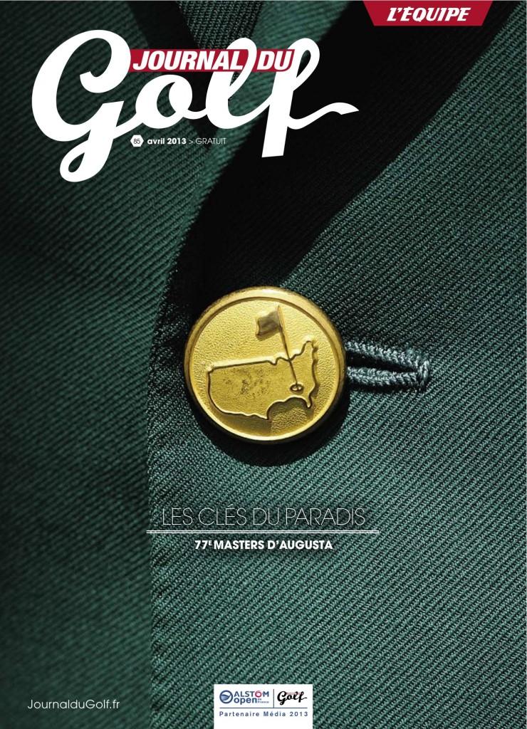 j&Joy dans le Journal du Golf