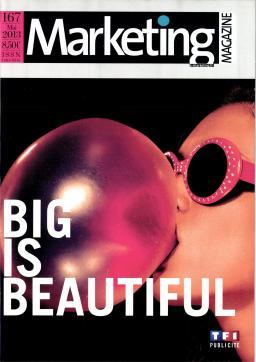 Odimo dans la Marketing Magazine
