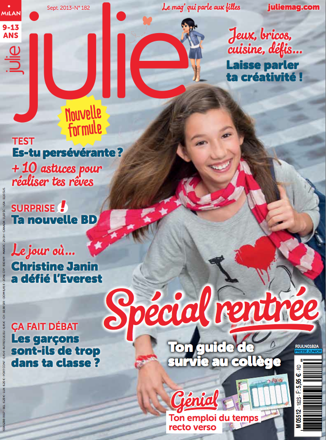 Ma Petite Mercerie-julie-cover-sept13