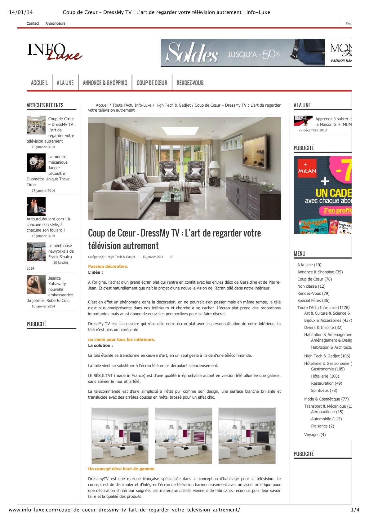 DressMy TV-Info-Luxe-janv14